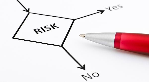 Illustrasjon risikovurdering