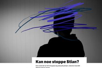 Bilde NRK-sak om gjengangerne