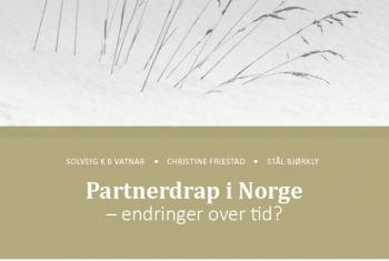 Bilde Partnerdrap i Norge - rapport