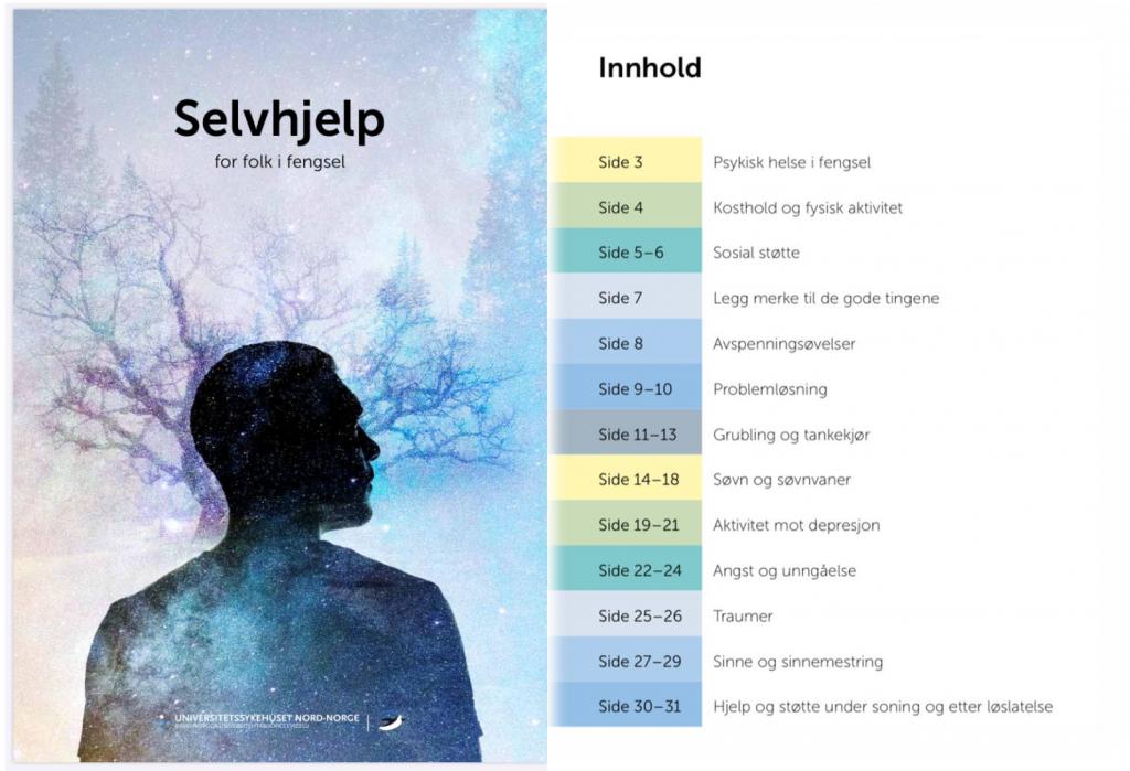 Bilde Selvhjelp for innsatte - SELFI